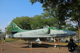 Wasawasa-isaoさんが、厚木飛行場で撮影したアメリカ海軍 A-4E Skyhawkの航空フォト(飛行機 写真・画像)