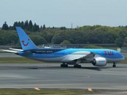 KORYO204さんが、成田国際空港で撮影したTUIフライ・ネーデルランド 787-8 Dreamlinerの航空フォト(飛行機 写真・画像)