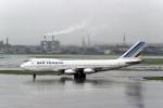 Gambardierさんが、伊丹空港で撮影したエールフランス航空 747-228Bの航空フォト(写真)