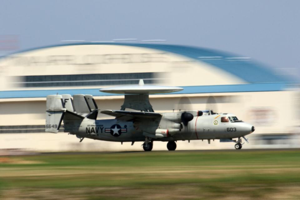 take_2014さんのアメリカ海軍 (NF603) 航空フォト