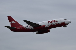 romyさんが、ボーイングフィールドで撮影したノーザン・エア・カーゴ 737-232/Adv(F)の航空フォト(飛行機 写真・画像)