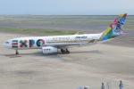 Timothyさんが、中部国際空港で撮影したエティハド航空 A330-243の航空フォト(写真)