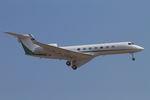 PINK_TEAM78さんが、成田国際空港で撮影したディーア・アンド・カンパニー G-V Gulfstream Vの航空フォト(写真)