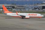 なぁちゃんさんが、関西国際空港で撮影したチェジュ航空 737-8ASの航空フォト(写真)