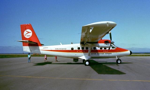 礼文空港 - Rebun Airport [RBJ/RJCR]で撮影された礼文空港 - Rebun Airport [RBJ/RJCR]の航空機写真(フォト・画像)