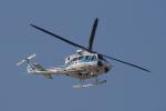 yabyanさんが、中部国際空港で撮影した海上保安庁 412EPの航空フォト(写真)