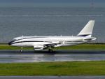 ウインビークラブさんが、羽田空港で撮影したグローバル・ジェット・ルクセンブルク A319-115CJの航空フォト(写真)