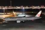 ATOMさんが、羽田空港で撮影した日本航空 777-246/ERの航空フォト(写真)