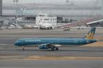 ATOMさんが、羽田空港で撮影したベトナム航空 A321-231の航空フォト(写真)