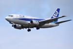 mojioさんが、成田国際空港で撮影したANAウイングス 737-54Kの航空フォト(飛行機 写真・画像)