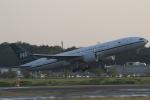 まっくうさんが、成田国際空港で撮影したパキスタン国際航空 777-2Q8/ERの航空フォト(写真)