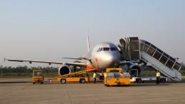 フバイ国際空港 - Phu Bai International Airport [HUI/VVPB]で撮影されたフバイ国際空港 - Phu Bai International Airport [HUI/VVPB]の航空機写真