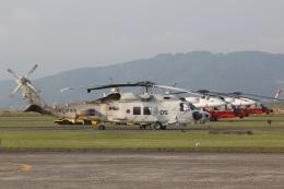 DONKEYさんが、鹿屋航空基地で撮影した海上自衛隊 SH-60Kの航空フォト(飛行機 写真・画像)