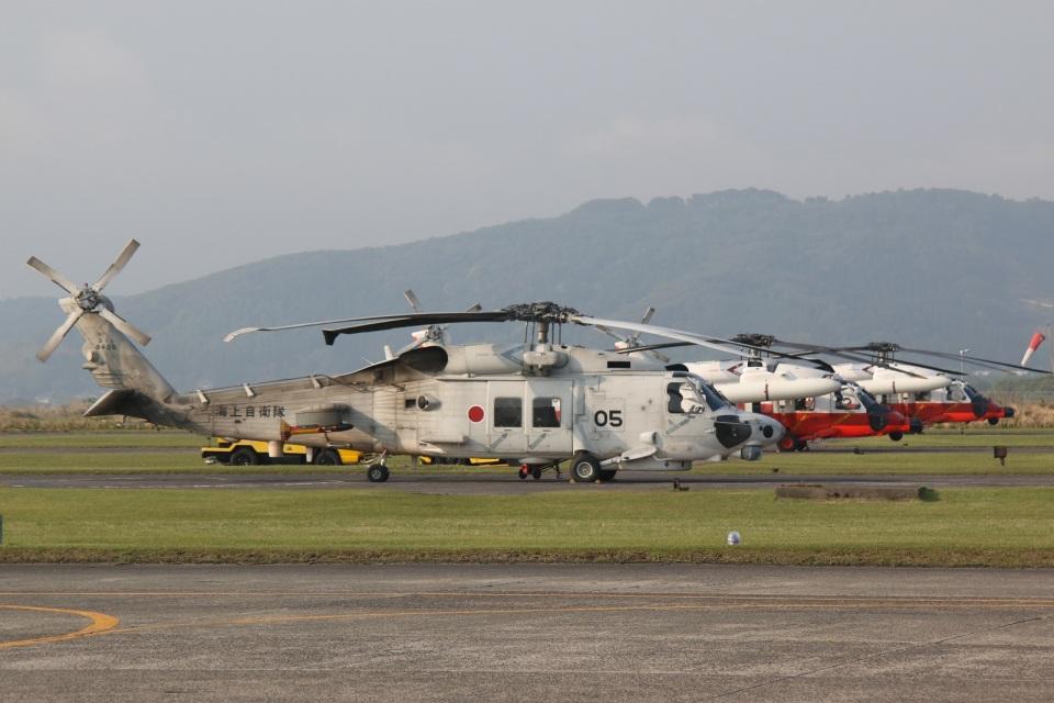DONKEYさんの海上自衛隊 Mitsubishi SH-60K (8405) 航空フォト