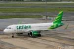 福岡空港 - Fukuoka Airport [FUK/RJFF]で撮影されたシティリンク - Citilink [QG/CTV]の航空機写真