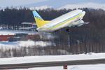 WINGさんが、女満別空港で撮影したAIR DO 737-54Kの航空フォト(写真)