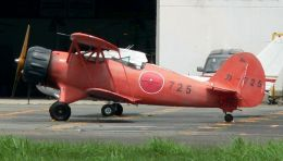 cathay451さんが、八尾空港で撮影した日本法人所有 YMF-F5Cの航空フォト(飛行機 写真・画像)