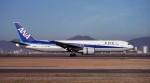 ハミングバードさんが、広島西飛行場で撮影した全日空 767-381の航空フォト(写真)