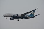 LEGACY-747さんが、スワンナプーム国際空港で撮影したオマーン航空 787-8 Dreamlinerの航空フォト(飛行機 写真・画像)