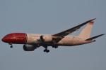 LEGACY-747さんが、スワンナプーム国際空港で撮影したノルウェー・エアシャトル・ロングホール 787-8 Dreamlinerの航空フォト(飛行機 写真・画像)