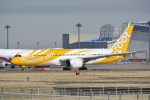 LEGACY-747さんが、成田国際空港で撮影したスクート (〜2017) 787-8 Dreamlinerの航空フォト(写真)