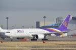 LEGACY-747さんが、成田国際空港で撮影したタイ国際航空 777-2D7の航空フォト(写真)