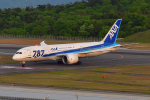 miffyさんが、広島空港で撮影した全日空 787-8 Dreamlinerの航空フォト(写真)