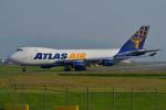 miffyさんが、岩国空港で撮影したアトラス航空 747-47UF/SCDの航空フォト(写真)