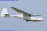Chofu Spotter Ariaさんが、関宿滑空場で撮影した日本個人所有 H-24-TH Cumulusの航空フォト(飛行機 写真・画像)