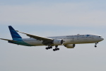 LEGACY-747さんが、成田国際空港で撮影したガルーダ・インドネシア航空 777-3U3/ERの航空フォト(写真)