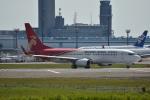 LEGACY-747さんが、成田国際空港で撮影した深圳航空 737-86Nの航空フォト(飛行機 写真・画像)