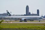 LEGACY-747さんが、成田国際空港で撮影したキャセイパシフィック航空 777-367/ERの航空フォト(写真)