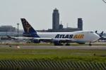 LEGACY-747さんが、成田国際空港で撮影したアトラス航空 747-47UF/SCDの航空フォト(写真)