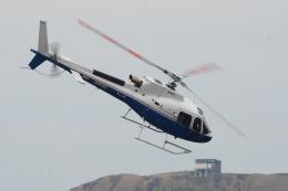 みいさんさんが、芦ノ湖ヘリポートで撮影した東邦航空 AS350B3 Ecureuilの航空フォト(飛行機 写真・画像)