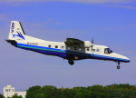 VICTER8929さんが、調布飛行場で撮影した新中央航空 228-212の航空フォト(飛行機 写真・画像)