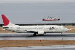 yabyanさんが、中部国際空港で撮影した日本航空 737-446の航空フォト(写真)
