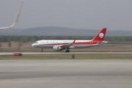 TAOTAOさんが、大同空港で撮影した四川航空 A320-214の航空フォト(飛行機 写真・画像)