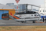 Chofu Spotter Ariaさんが、東京ヘリポートで撮影したアカギヘリコプター Ka-32A11BCの航空フォト(飛行機 写真・画像)
