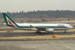 セブンさんが、成田国際空港で撮影したアリタリア航空 A330-202の航空フォト(飛行機 写真・画像)