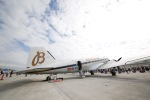 カヤノユウイチさんが、岩国空港で撮影したスーパーコンステレーション飛行協会 DC-3Aの航空フォト(飛行機 写真・画像)