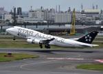 bluesky05さんが、羽田空港で撮影したタイ国際航空 747-4D7の航空フォト(飛行機 写真・画像)