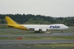 pringlesさんが、成田国際空港で撮影したアトラス航空 747-87UF/SCDの航空フォト(写真)