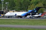 romyさんが、ボーイングフィールドで撮影したZERO GRAVITY CORP 727-227の航空フォト(写真)