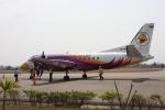hss022さんが、メーソート空港で撮影したSGAエアラインズ 340Bの航空フォト(写真)