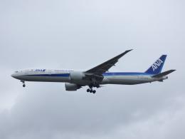 M.Chihara_1さんが、シアトル タコマ国際空港で撮影した全日空 777-381/ERの航空フォト(飛行機 写真・画像)
