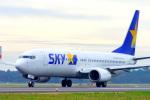 485k60さんが、茨城空港で撮影したスカイマーク 737-86Nの航空フォト(写真)