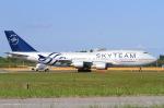 べガスさんが、成田国際空港で撮影したチャイナエアライン 747-409の航空フォト(写真)
