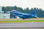 485k60さんが、茨城空港で撮影した航空自衛隊 F-2Aの航空フォト(写真)