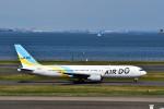 T.Sazenさんが、羽田空港で撮影したAIR DO 767-33A/ERの航空フォト(飛行機 写真・画像)