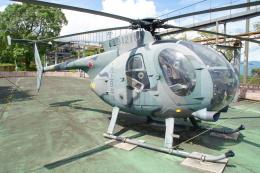 485k60さんが、鹿児島県霧島市で撮影した陸上自衛隊 OH-6Dの航空フォト(飛行機 写真・画像)